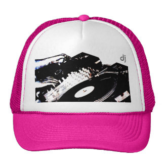 Disc jockey gorra
