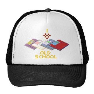 disco blando de la escuela vieja gorras de camionero