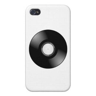 Disco de vinilo de Chillee Wilson iPhone 4 Funda