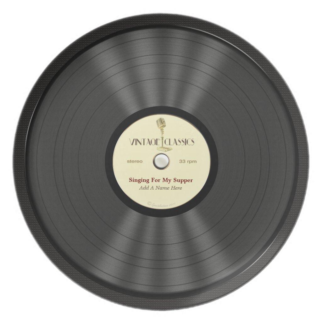 Disco vinilo personalizado images - Plato discos vinilo ...
