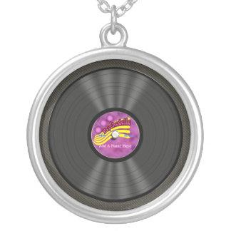Disco de vinilo psicodélico personalizado grimpola