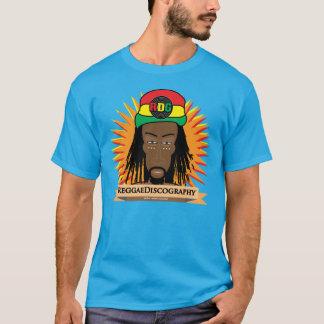Discografía RastaMan del reggae Camiseta
