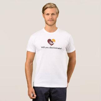 Discrimine la camiseta