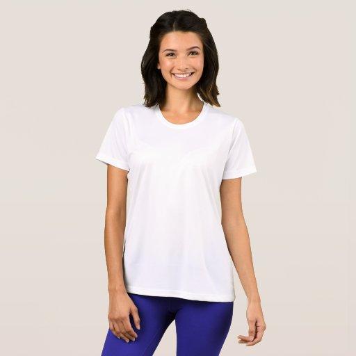 Camiseta para mujer Competitor de Sport-Tek, Blanco