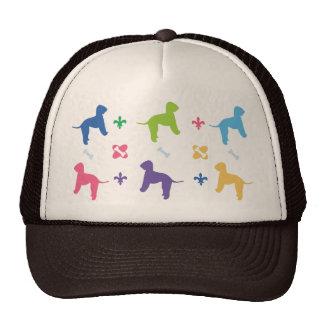 Diseñador Bedlington Terrier Gorro
