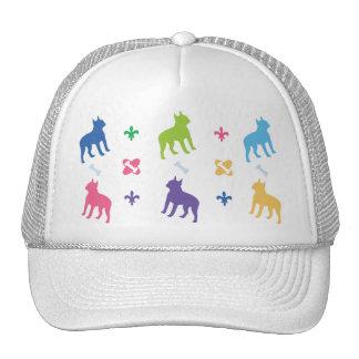 Diseñador Boston Terrier Gorra