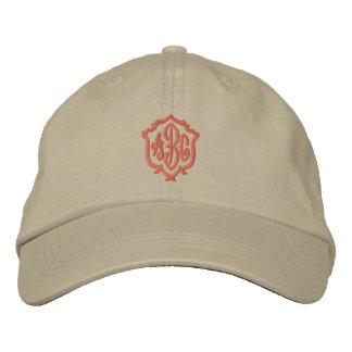Diseñe su propia gorra de béisbol bordada fresca