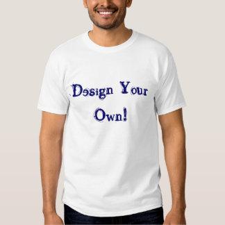 Diseñe su propia plata camisas