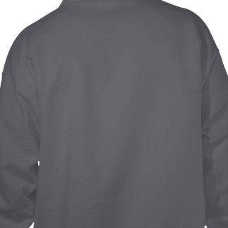 Diseñe su propio gris oscuro sudadera pullover