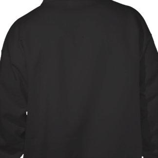Diseñe su propio negro sudadera pullover