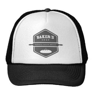 Diseño 12 de la panadería gorras
