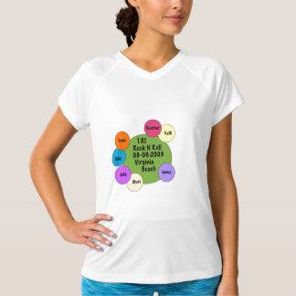 diseño 13,1 camiseta