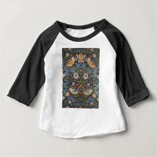 Diseño 1883 del ladrón de la fresa de William Camiseta De Bebé