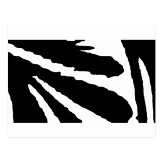 Diseño 2010-1 Greenville negra el MUSEO Zazzle Postales