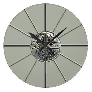 Relojes de pared mecanismo del reloj - Reloj pared diseno ...