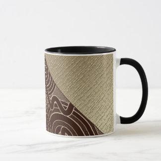 Diseño abstracto africano