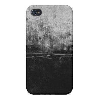 Diseño abstracto del caso del iPhone iPhone 4 Fundas