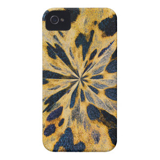 Diseño abstracto Case-Mate iPhone 4 protector