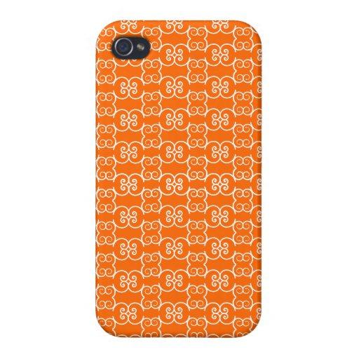Diseño abstracto iPhone 4 funda