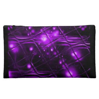 Diseño abstracto púrpura