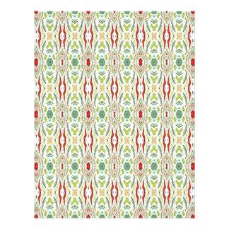 Diseño abstracto verde de las formas de la tarjetas informativas