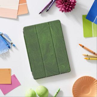 Diseño abstracto veteado el | verde oscuro cubierta de iPad air
