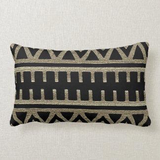 Diseño africano urbano almohadas