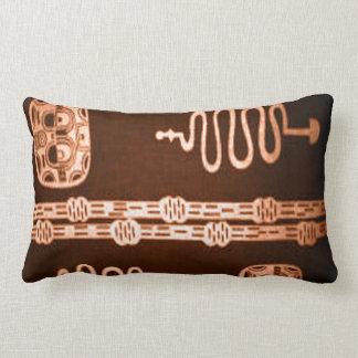 Diseño africano urbano cojines