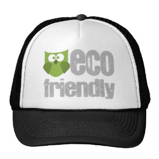 ¡Diseño amistoso de Eco! Gorros