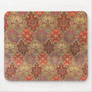 Diseño árabe de la alfombra