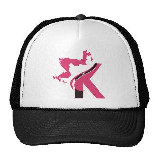 Diseño BMI del logotipo de la corona K Gorra