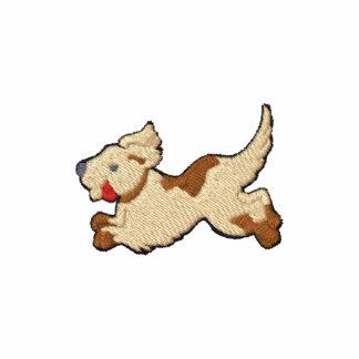 Diseño bordado perro