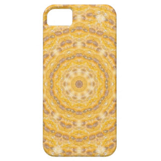 Diseño brillante del oro iPhone 5 coberturas