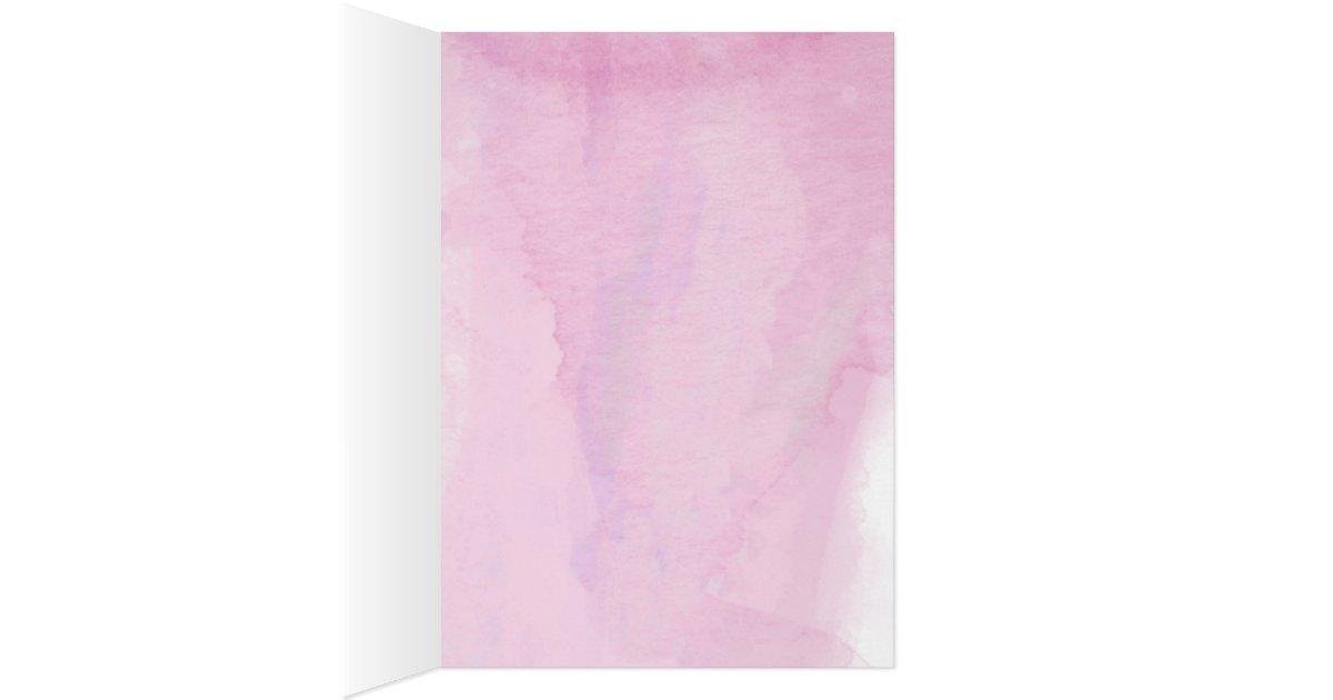 Dise o carmes del rosa de la acuarela gracias tarjeta for Oficines racc