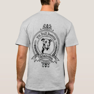 Diseño clásico de la camiseta del PBR de los