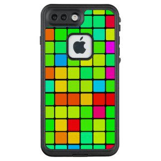 Diseño colorido retro de Apple Iphone 7