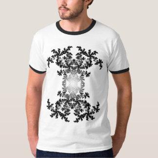 Diseño con horario muchos sistemas de Julia Camiseta