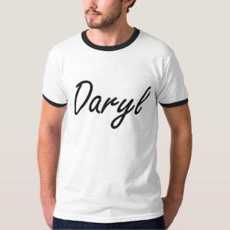 Diseño conocido artístico de Daryl Camisetas
