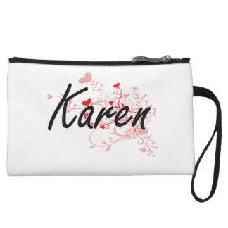 Diseño conocido artístico de Karen con los
