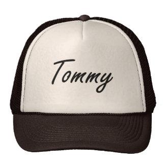 Diseño conocido artístico de Tommy Gorro