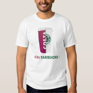 Diseño de CoStarbucks Camiseta