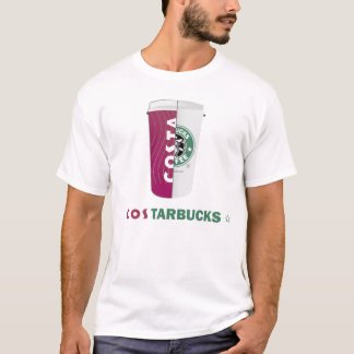 Diseño de CoStarbucks Camiseta