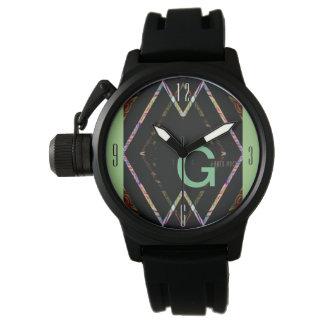 Diseño de GhuluMuck Reloj De Pulsera