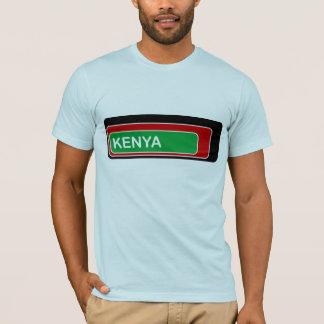 Diseño de Kenia Camiseta