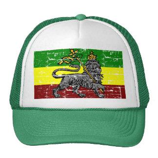 Diseño de la bandera de Rastafarian Gorra