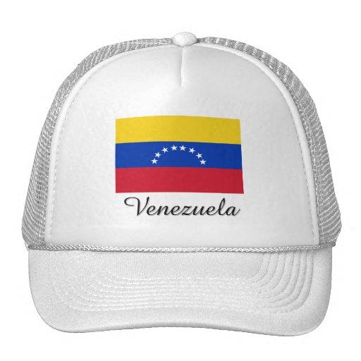 Diseño de la bandera de Venezuela Gorro