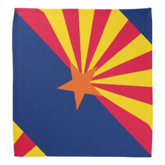 Diseño de la bandera del estado de Arizona Bandanas