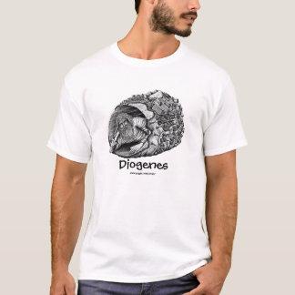 Diseño de la camiseta del arte del dibujo de la