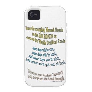 Diseño de la competencia de la camiseta de Lisa Vibe iPhone 4 Funda
