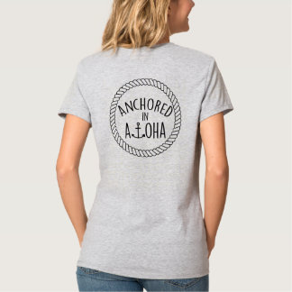 Diseño de la cuerda camiseta